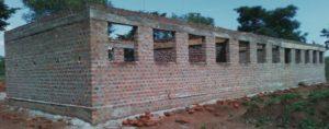 Classroom Block Under Construction