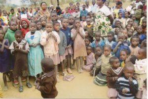 The Orphaned Children in Nakalongo Community
