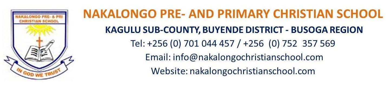 Nakalongo Pre. & Primary Christian School